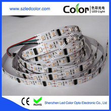 ip20/65/67/68 waterproof white and black pcb rgbw ucs2912 controllable strip