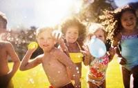 latex free water balloons / self sealing magic water balloons