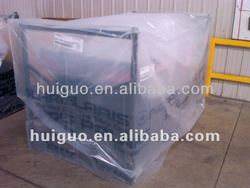 LDPE heat shrink steal crate cover