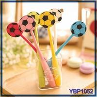 japan stationery football ballpoint pen packaging paper box flat ballpoint pen