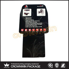 Custom Printing Paper Header Packaging Card Factory In China