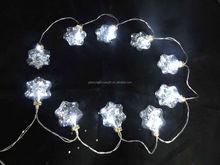led christmas string lights,star shape led christmas lights for chrismas decoration
