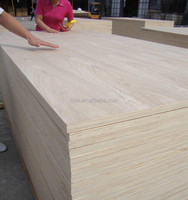 1220mm x 2440mm MDF one side faced with Natural ASH veneer