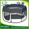 Waterproof Enclosure Zipped Meshes Playpen Pet Play Yard