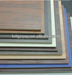 Hot sale! Luli Group E1 Grade 3 times processing Colored Veneer Plywood, Colored Plywood Sheets with CE/CARB/ FSC/ SGS/ ISO