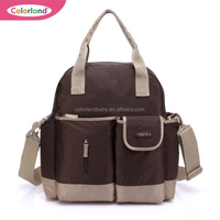 Multifunctional Professional Factory Produce Trendy Baby Changing Bags