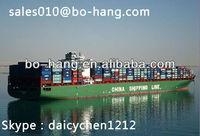 motorcycle sea freight broker daicychen1212
