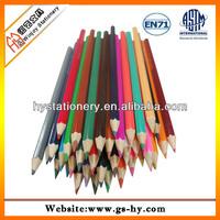 Custom Fluorescent colored pencil