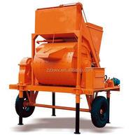 Large Capacity Single Lie Shaft Concrete Mixer
