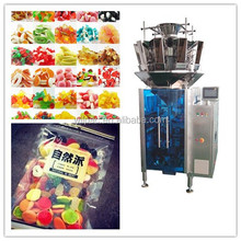 Vertical pillow-shaped mooncake packaging machine