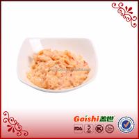 Top Selling Japanese Sushi Seasoned Frozen Crawfish
