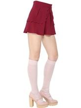 Estiramento Techno homem bordo mistura Cady Shorts curtos para a menina