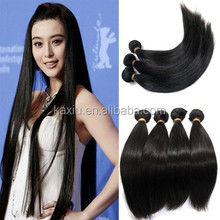 Wholesale Top Quality Unprocessed 100% china hair factory
