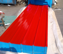 the price for galvanized corugated roofing sheet with great quality and competitive price