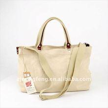 cotton purchasing flaxen bag(WZ1835)