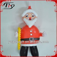 inflatable Santa Claus toy