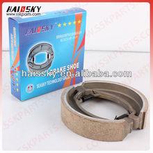 CGL125 motorcycle brake shoe from China