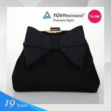 Custom Fitted Fabric Flower Medium Soft Chinese Laundry Handbags