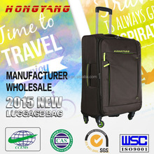 school bag with wheels bright,compass luggage bag, super light luggage bags