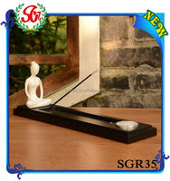SGR35 Yoga Figurine Nice Antique Elegant Wedding Gift