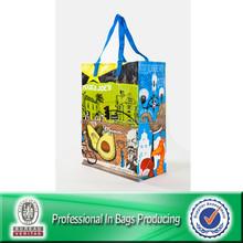 Lead Free Non Woven Reusable Fancy Shopping Bag