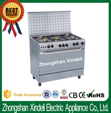 cooking range with Auto ignition+ Turnspit+ Oven lamp in Oman