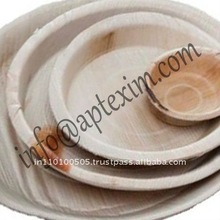 Arecanut Palm Leaf Disposable Plate