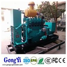 200kw/250kva natural gas generation made in China