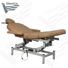 Human Shape full body massage bed Electric Massage Bed (D1502)