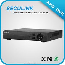 CCTV Camera H. 264 AHD DVR High Quality Image 720P 8CH AHD DVR KITs(AVR7608HD)
