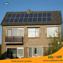 10kw grid tie solar system also called 10kw home solar power system with grid tie inverter