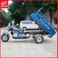 Guangdong motorcycle factory KAVAKI Tricycle/ Cargo Bike made in China