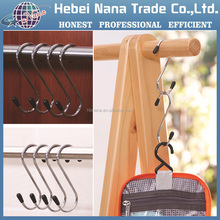 factory directle Hot sale Aluminum Carabiner S Hook with good quality
