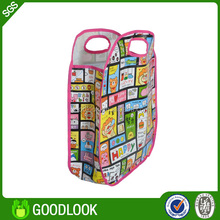personalized durable foldable bamboo non woven bag GL346