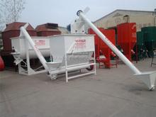 High quality 3t Chicken feed mill plant for medium-sized breeding companies