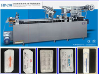 New Type Good Price Full Auto HP-270 Multifunction Dialyzing Paper Plastic Blister Packaging Machine for medical device