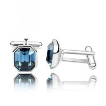 (c3221) 2012 hot colorful crystal Fashion cuff link&cufflink