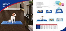 Dog product pet mattress with gel,printed logo pet ice mat