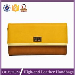 2015 Newest Super Quality Natural Leather Wallet