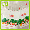 Wholesale different sizes good quality cheap plastic disposable christmas tree bag