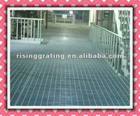 202 stainless steel terrace grating
