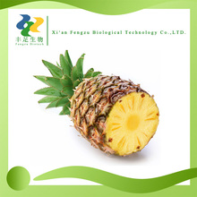 Organic 100% natural pineapple, pineapple extract powder
