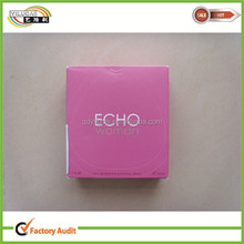 new product for 2015 recyclable cosmetic paper box