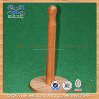 New Design Wholesale Cheap Unfinished Wooden Cup Holder For Sale