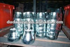Best Prices 20# butt welded carbon steel pipe fitting/concentric reducer