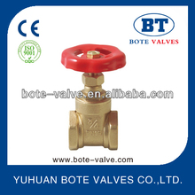 BT4001 Italy type PN16 brass stem gate valve