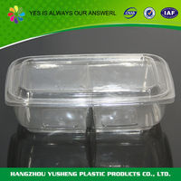 Wholesale clear plastic storage containers