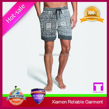 Best Selling Design Sublimation Printing sexy men swim trunks/ swim wear