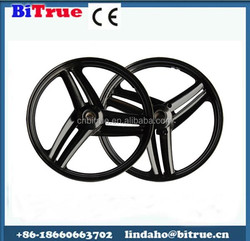 china special custom OEM chrome motorcycle rims