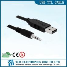 1.8m FTDI USB TTL-232R-3V3-AJ cable USB TTL Serial Converter